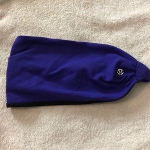 Lululemon Purple headband